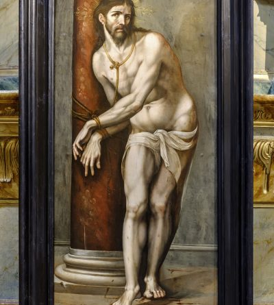 20180612_Catedral Cuadros - 13 Cristo Atado a la columna_KAM0758