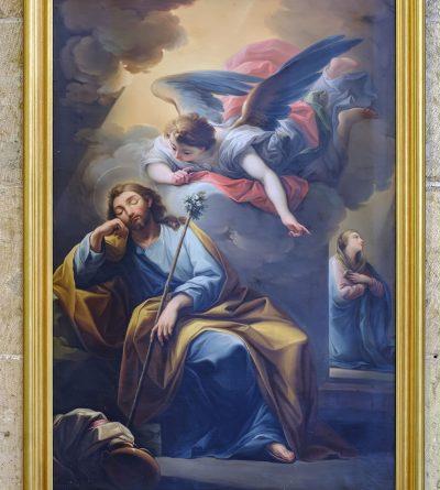 20180612_Catedral Cuadros - 21 El sue§o de San Jose_KAM0752