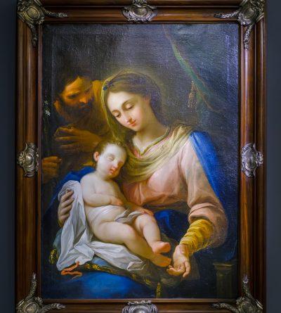 20190621_Catedral Cuadro Sagrada Familia 1777 Mariano Salvador Maella_KAM4555-HDR